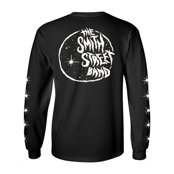The Smith Street Band - Black Moon Longsleeve Tee (Back)