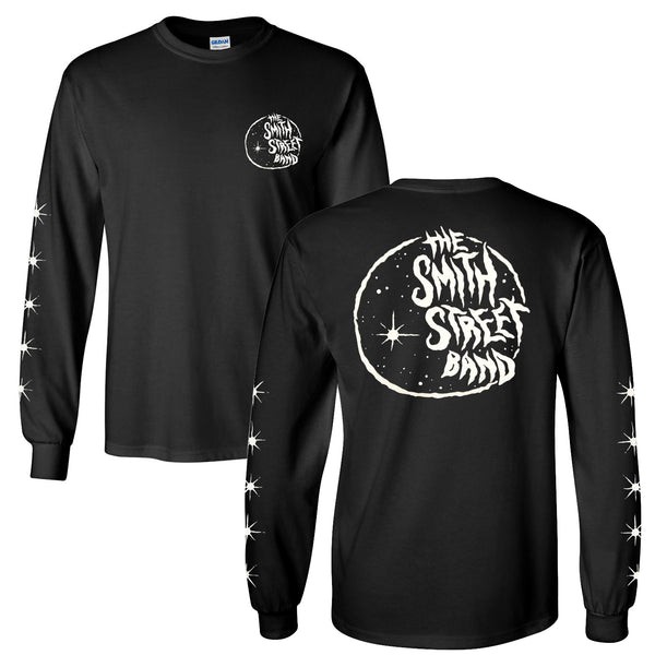 The Smith Street Band - Black Moon Longsleeve Tee