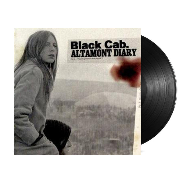 Black Cab - Altamont Diary LP (Black)