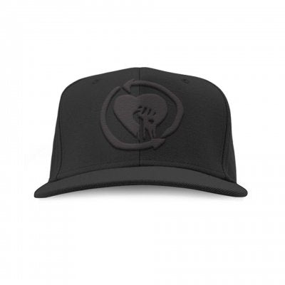 Rise Against - Blackout Logo Snapback