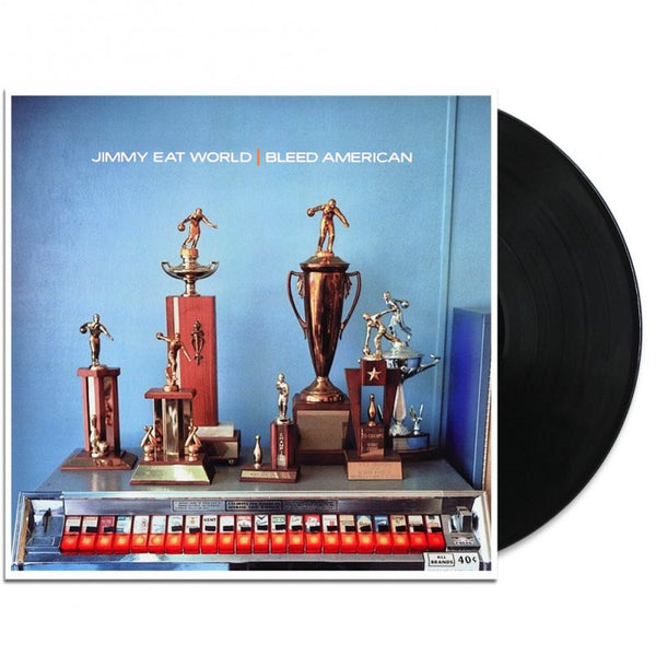Jimmy Eat World - Bleed American 2LP (Black)