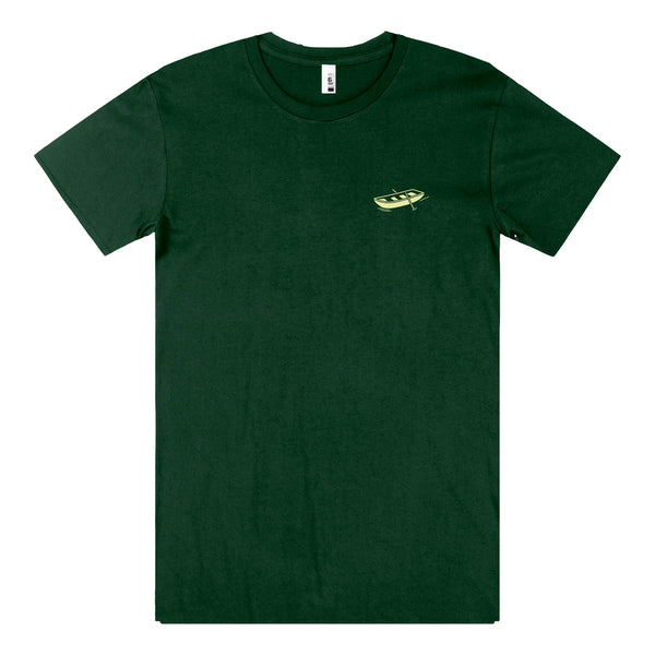 Bloom -  Down the Stream T-shirt (Forest Green)