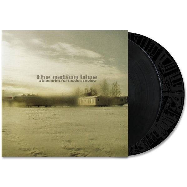 The Nation Blue - Blueprint for Modern Noise 2LP
