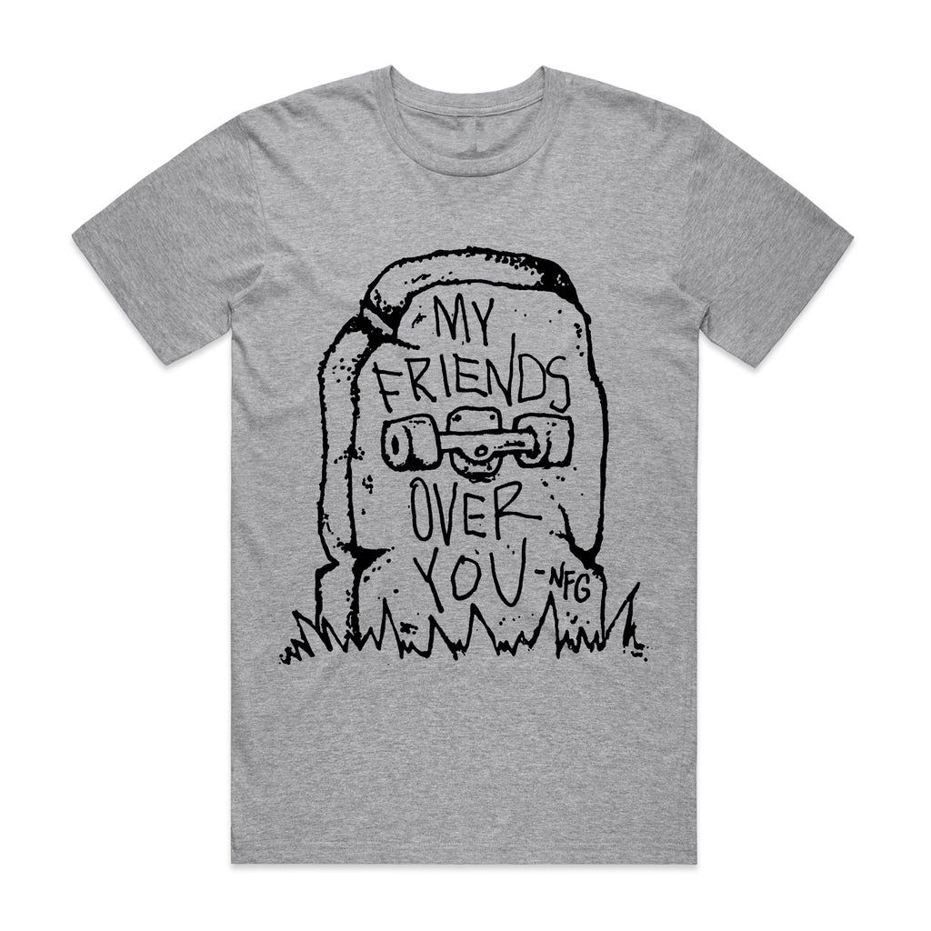 New Found Glory - Bored To Death T-shirt (Grey)