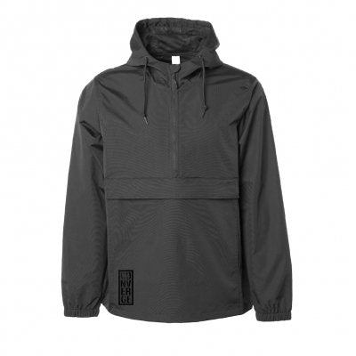 Converge - Box Logo Windbreaker (Black)