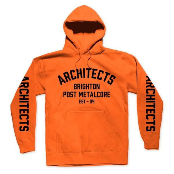 Architects - Brighton Pullover (Orange)