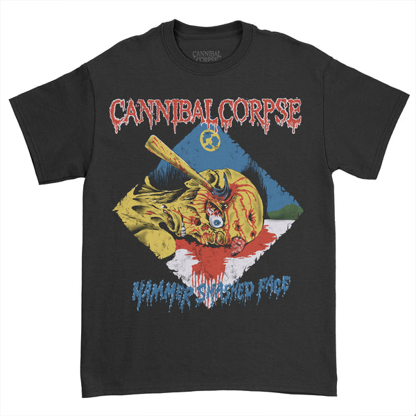 Cannibal Corpse - Hammer Smashed Face T-Shirt (Black)