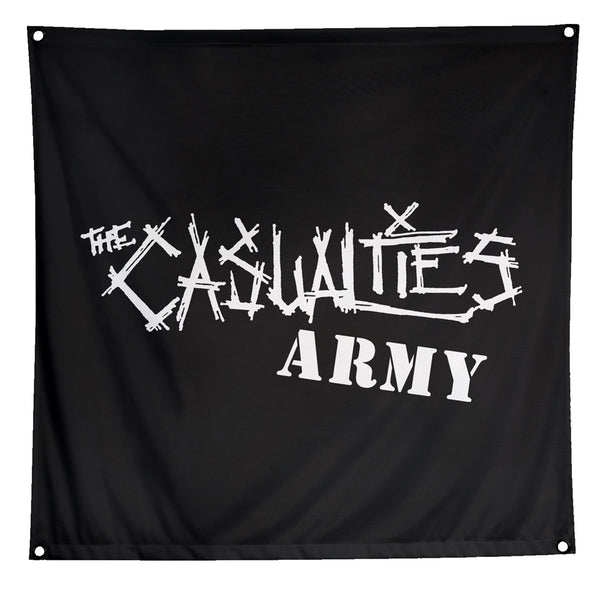 The Casualties - Army Flag