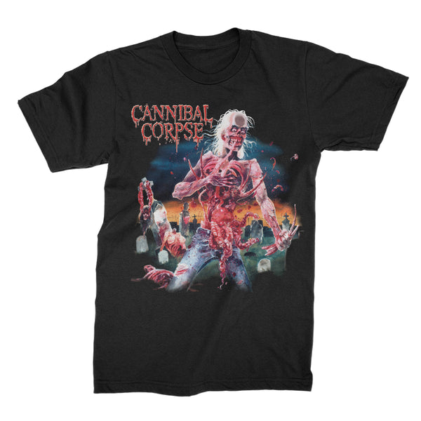 Cannibal Corpse - Eaten Back To Life T-Shirt (Black)