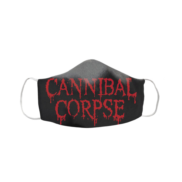Cannibal Corpse - Classic Logo Face Mask