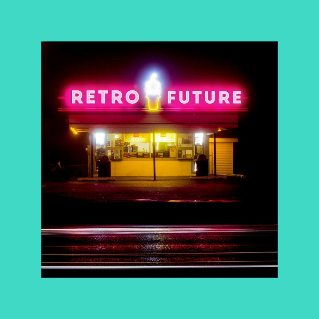 Forever Came Calling - Retro Future CD