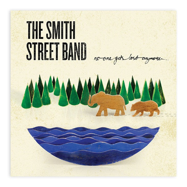 The Smith Street Band - No One Gets Lost Anymore CD