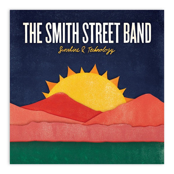 The Smith Street Band - Sunshine & Technology CD