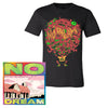 Jeff Rosenstock - NO DREAM CD  + Scary Dream Tee (Black)