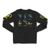 Circle Jerks - Group Sex Long Sleeve (Black) back