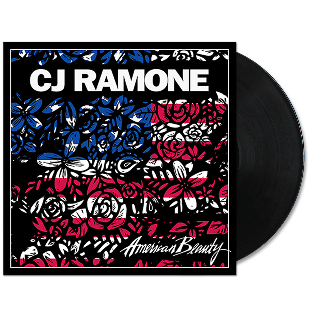 CJ Ramone - American Beauty LP (Black)