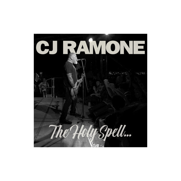 CJ Ramone - The Holy Hell... CD