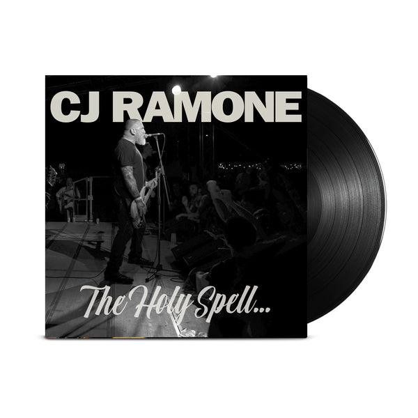 CJ Ramone - The Holy Hell LP (Black)