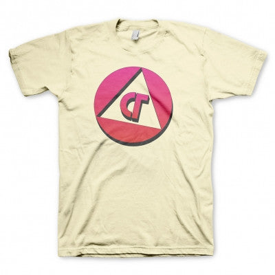 CT Badge T-shirt (Natural)