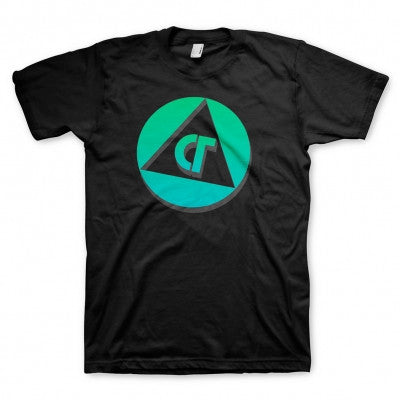 CT Badge T-shirt (Black)