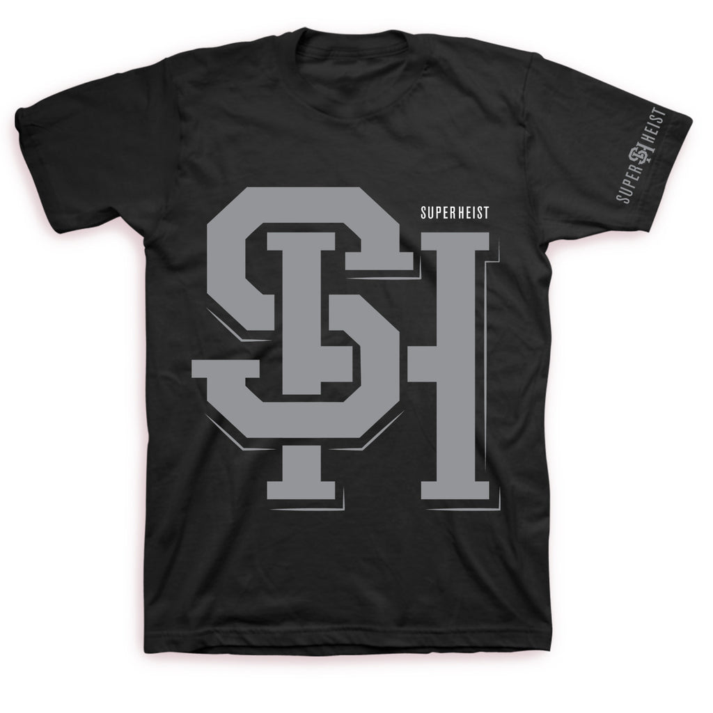 Superheist - 2016 Tour T Black/Grey