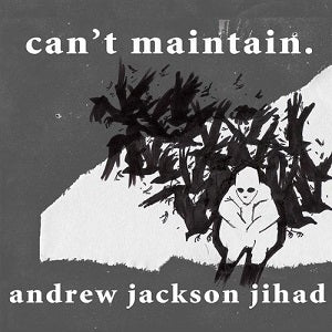 AJJ - Can't Maintain CD