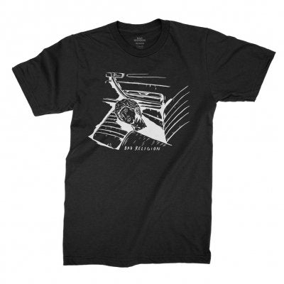 Bad Religion - Car Seat Tee (Black)