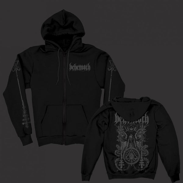 Behemoth - Ceremonial Zip Up Hoodie