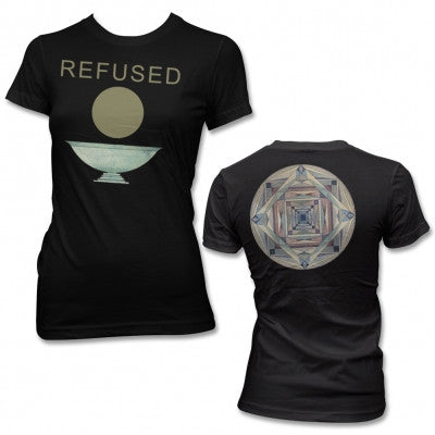 Refused Chalice T-shirt (Black) Womens