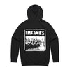The Meanies - Cheersquad Pullover Hoodie (Black) back