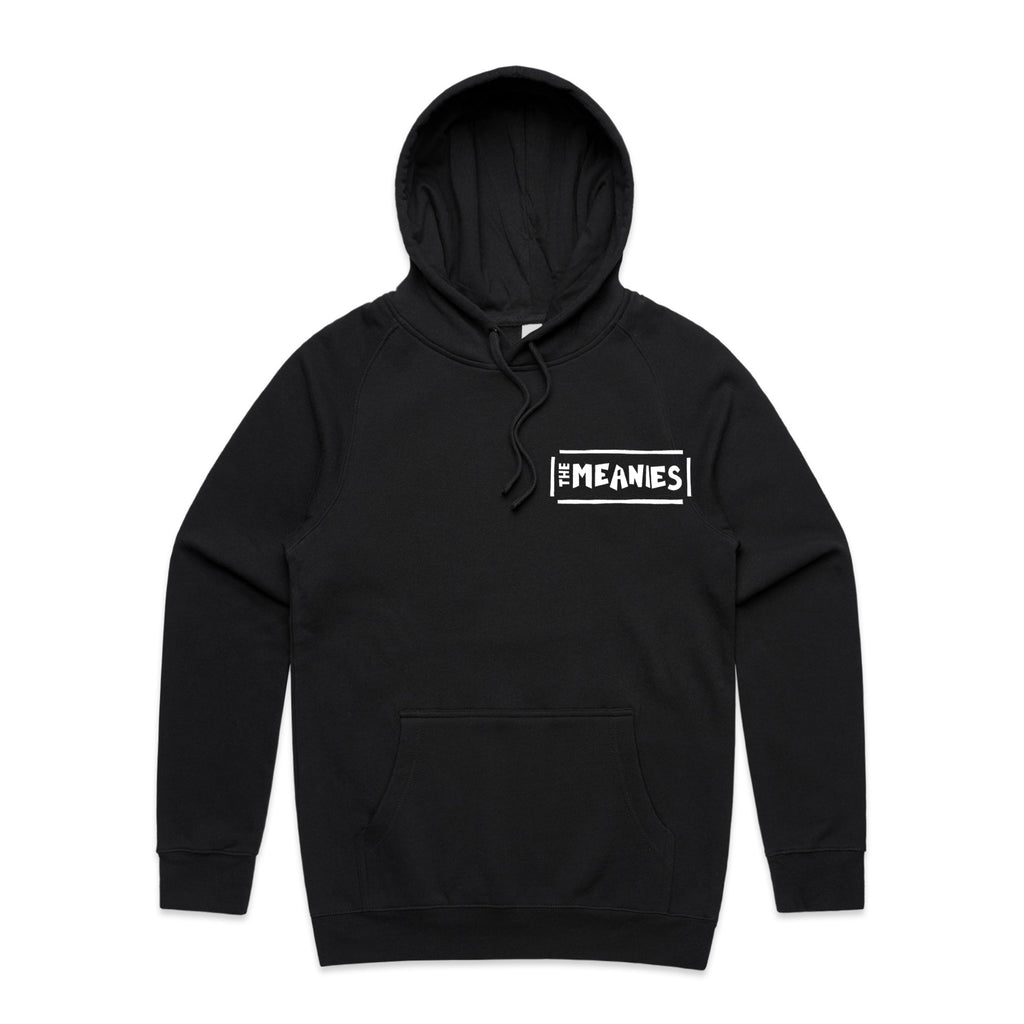 The Meanies - Cheersquad Pullover Hoodie (Black)