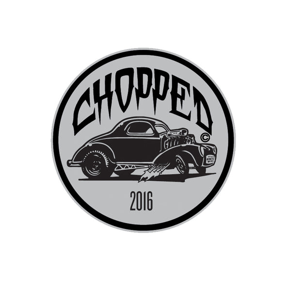 Chopped 2016 Plaque