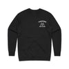 Chopped - Rod & Custom Crewneck (Black) back