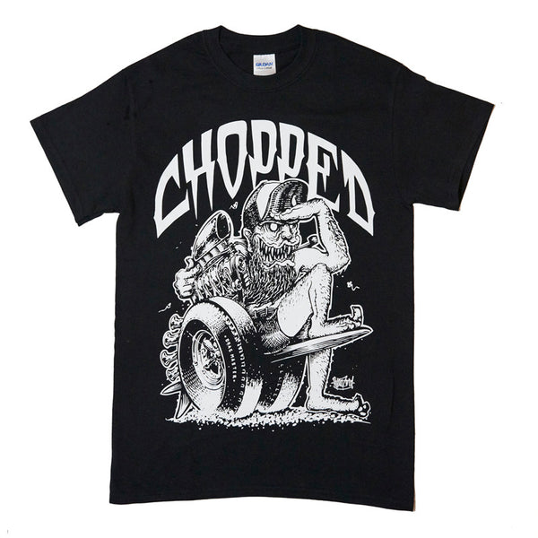 Chopped Surfer T-shirt