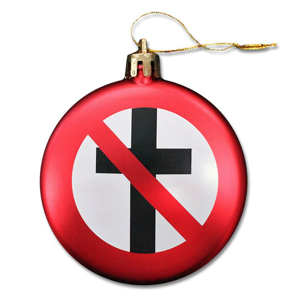 Bad Religion - Crossbuster Ornament