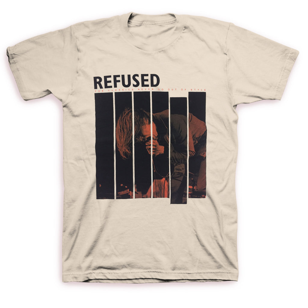 Refused - Classics Never Go Out Of Style T-shirt (Natural)