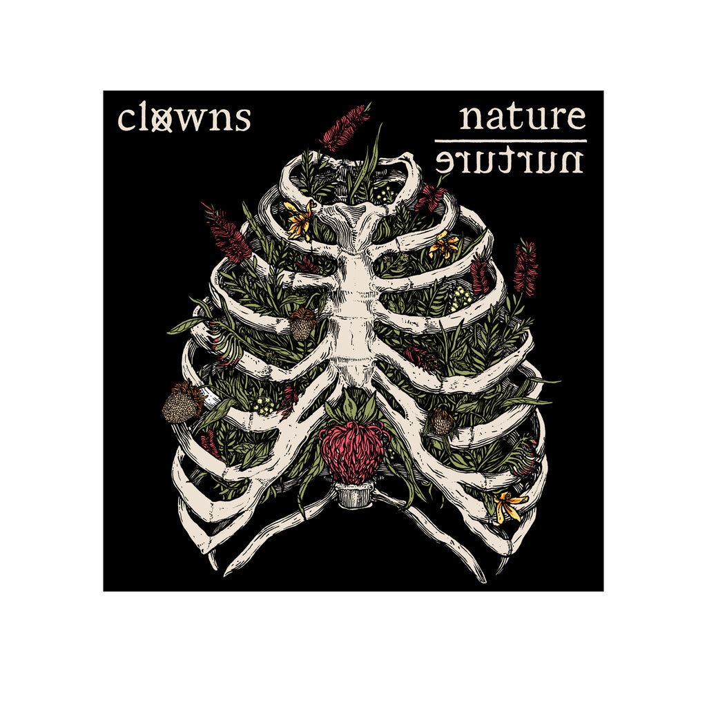 Clowns - Nature / Nurture CD