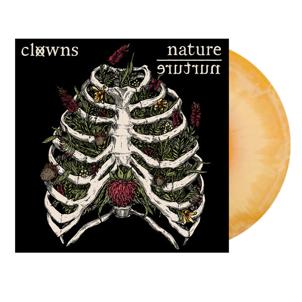Clowns - Nature Nurture LP (Wattle)