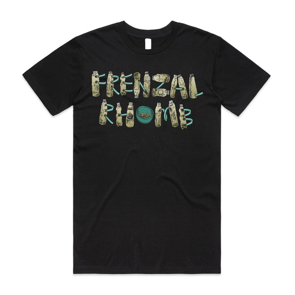 Frenzal Rhomb - Cones T-Shirt (Black)
