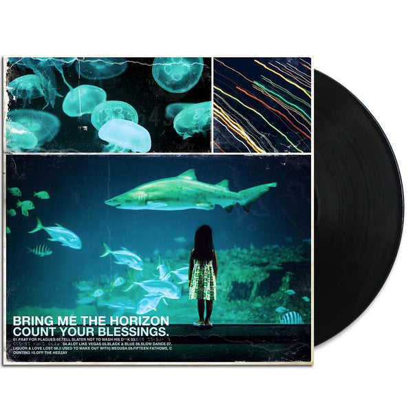 Bring Me The Horizon - Count Your Blessings LP Black