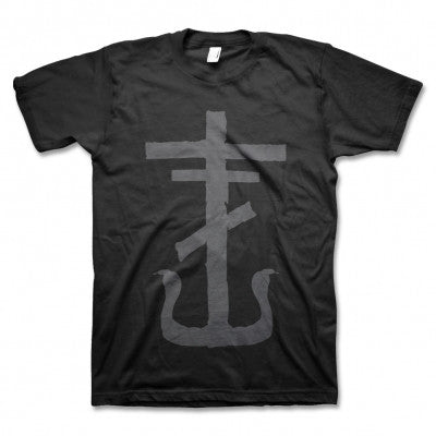 Cross T-shirt (Black)