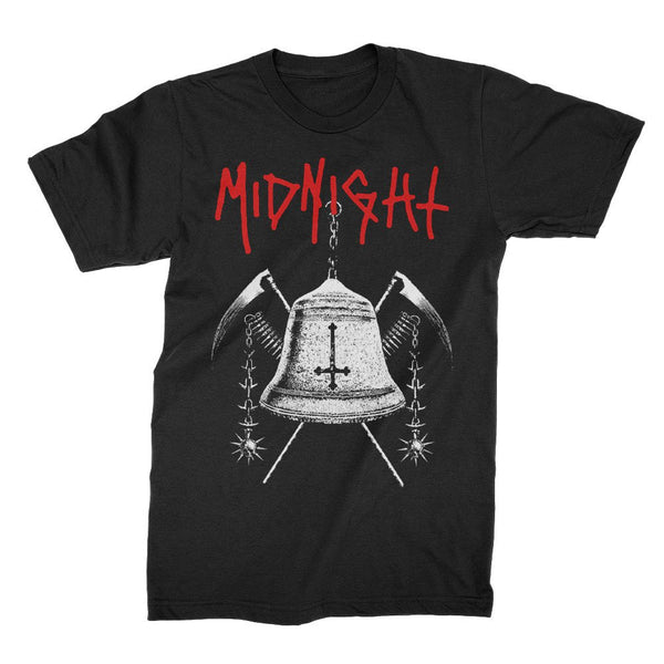 Midnight - Crust Bell T-Shirt (Black)