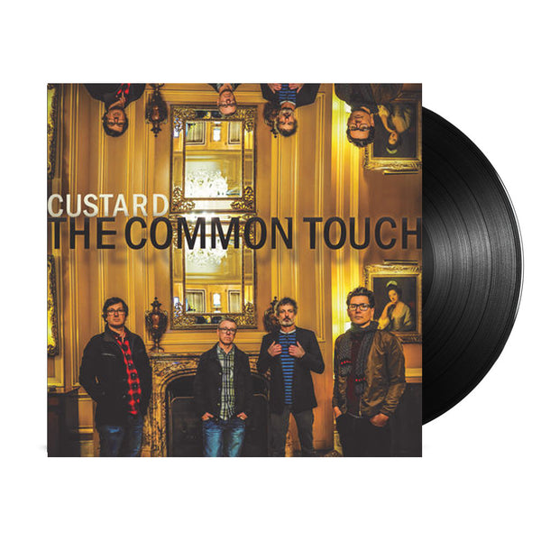 Custard - The Common Touch LP