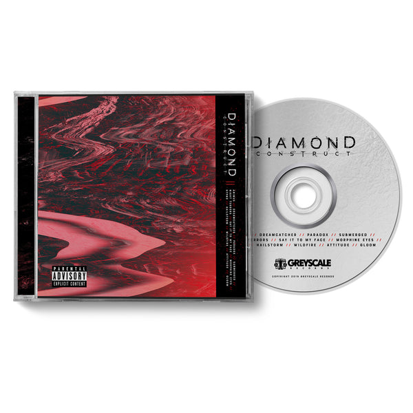 Diamond Construct - Diamond Construct CD