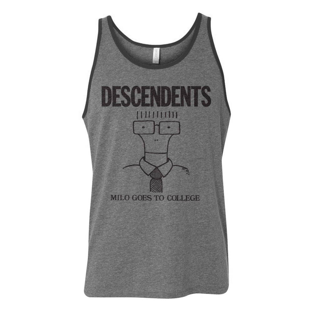 Descendents - Milo Goes To College Tank