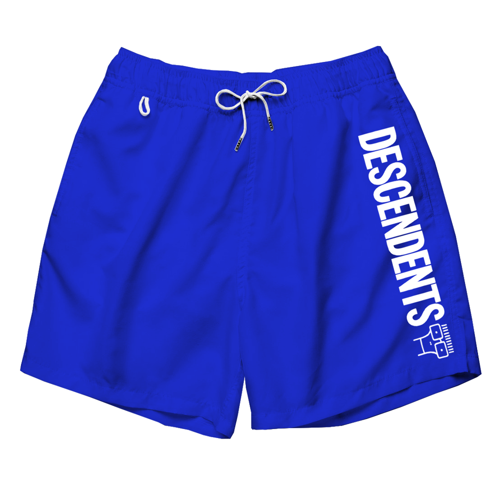 Descendents - Logo Board Shorts (Royal Blue)