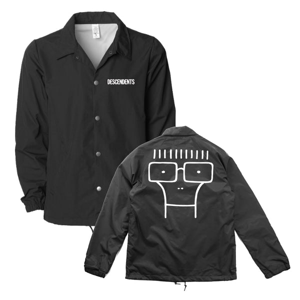 Descendents - Milo Windbreaker (Black)