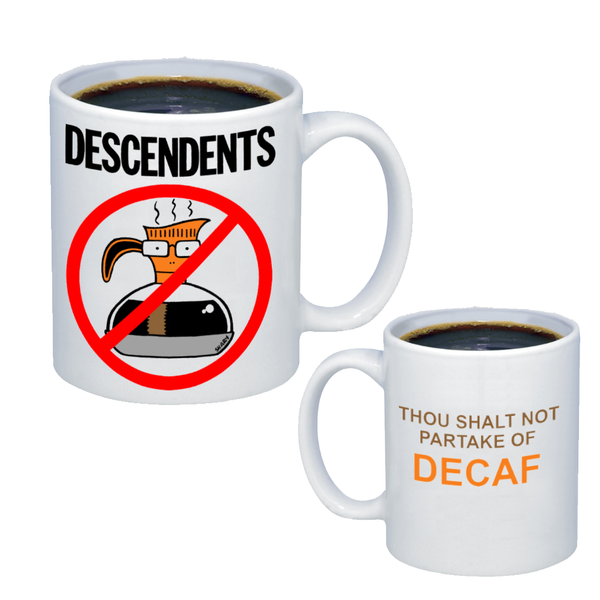 Descendents - Decaf Mug (White)