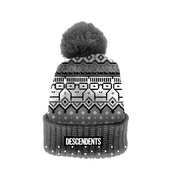 Descendents - Milo Pom Beanie (Grey)