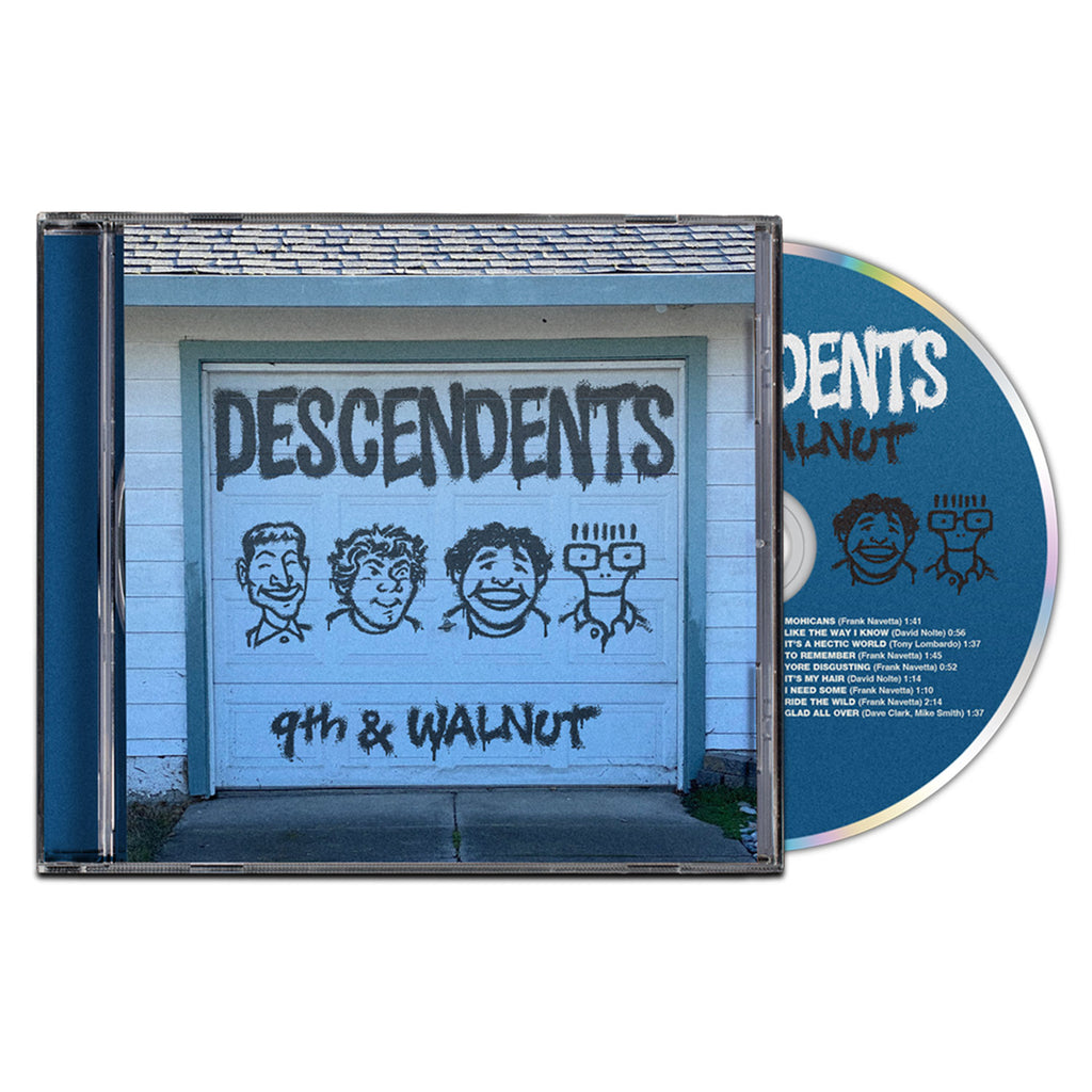 Descendents - 9th & Walnut CD